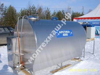 Танк-охладитель молока_3